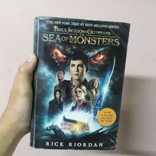 Percy Jackson and the Olympians- The Sea of Monsters