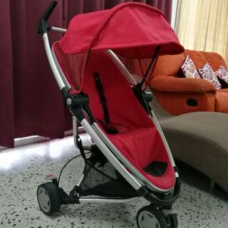 📢📢QUINNY ZAPP 1.0 RED COLOR