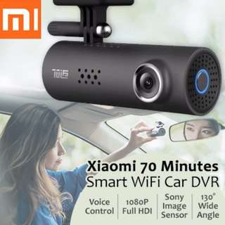 Xiaomi 70 Minutes Smart WiFi Car DVR, Xiaomi,2018latest model,Lowest in Carousell!First come First served!