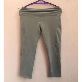Equipe Womens Gym Jogging Sports Capri Pants Small