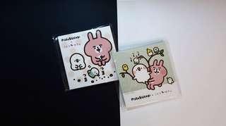 小鳥Cafe x Kanahei momo紙