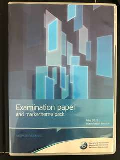 IB Examination Paper and Markscheme pack May 2015 examination session DVD-ROM