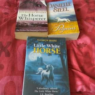 Books on Horses
