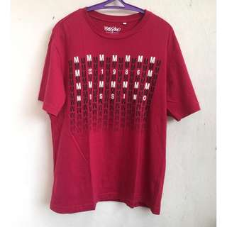 Mossimo Mens T-Shirt Medium