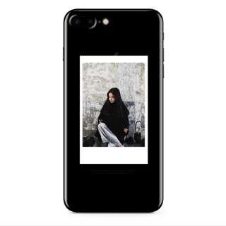 Customise Phone Case - Real Polaroid Soft Transparent Case