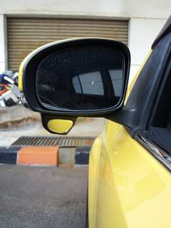 Blind Spot Mirror Custom copy Toyota Model