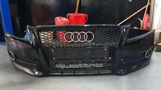 Audi A5 B8 Coupe Stock Front Bumper