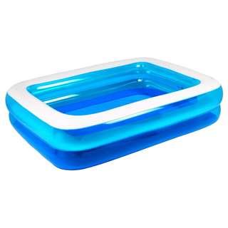 "全新 ""2米x1.5米"" 大型户外兒童充氣游泳池. Outdoor Inflatable Swimming Pool, 2m x 1.5m."