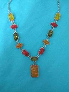 Jewel Necklace #20under