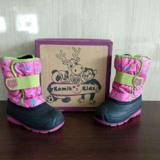 Kamik Snow Boots - US8/ EUR25