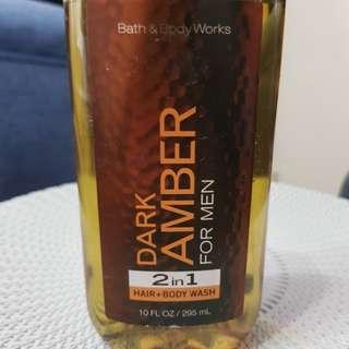 Bath & Body Works Hair and Body Wash