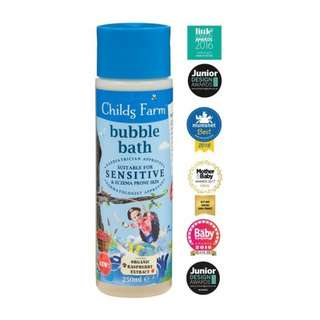 CHILDS FARM - Bubble Bath Raspberry 250ml