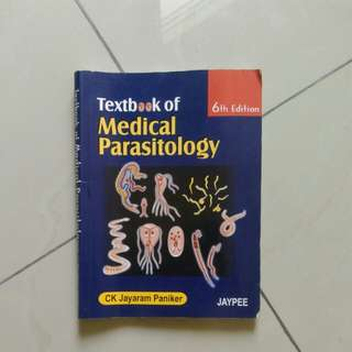 Medical Parasitology 6th Edition