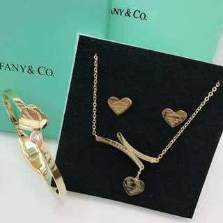 Tiffany Jewelry Set COD