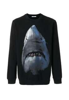 Givenchy Shark Print Sweats