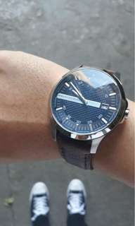 original armani watch for men