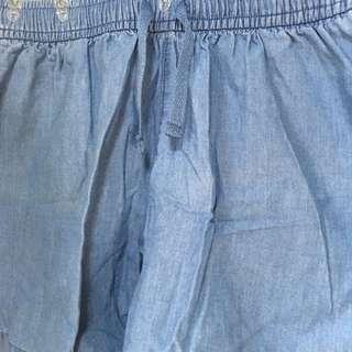 [SALE] UNIQLO Kids Jean shorts | 318-EB14
