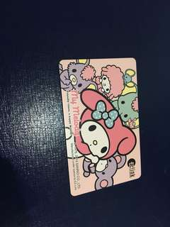 Sanrio My melody ezylink
