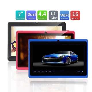 **LIMITED OFFER** 7 inch Allwinner A33 Tablet