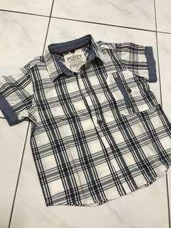 Poney Short Sleeve Shirt 1-2Y