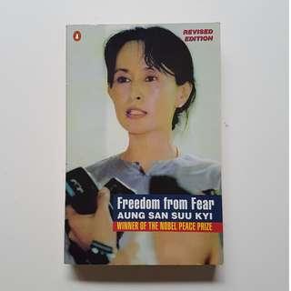 FREEDOM FROM FEAR AUNG SAN SUU KYI