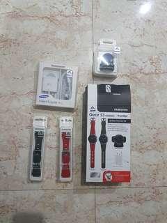Gear S3 Samsung starter kit.