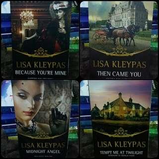 Novel : Lisa Kleypas