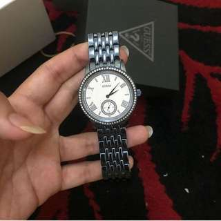 Guess watch jam tangan