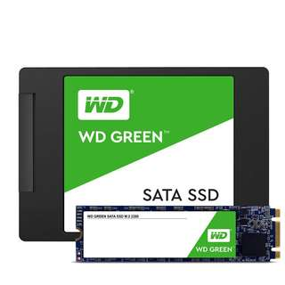 "WTS BNIB WD Green 120GB SSD 2.5"" and M.2 available"