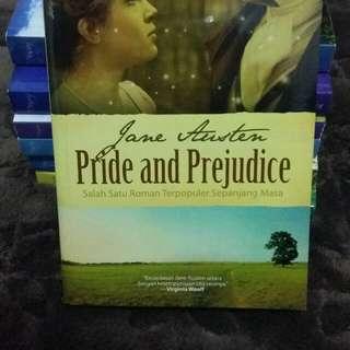 Jane austen : pride and prejudice