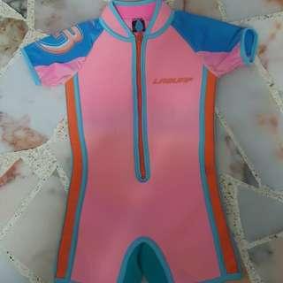 Thermal Swimwear