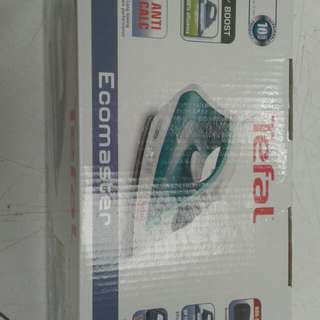 Tefal steam iron