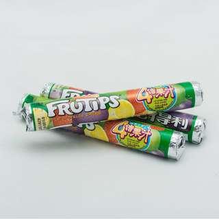 Fruitips Candy