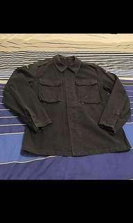 Navy 外套