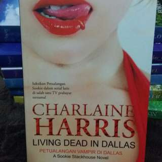 Charlaine Harris : Living Dead in Dallas