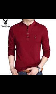 Playboy LongSleeves Shirt