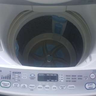 Toshiba washing machine 7.5kg