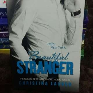 Christina Lauren : Beautiful Stranger