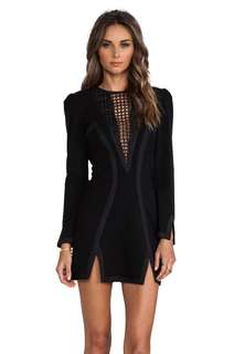 Finders Keepers black dress