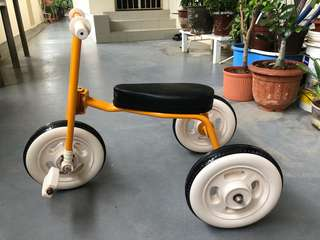Pre-Loved Tricycle For Toddlers