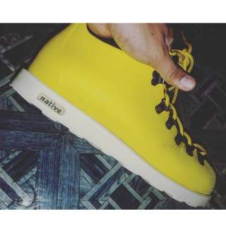 Authentic Native Fitzsimmons - Yellow