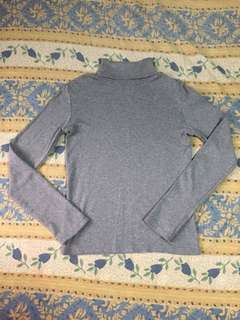 Giordano Turtleneck Gray