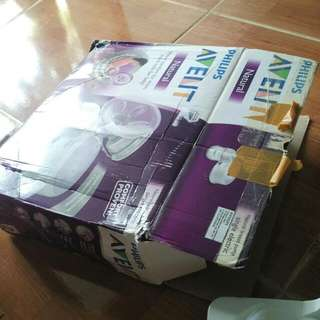 Avent Breastpump Philips Pompa Asi Pumping