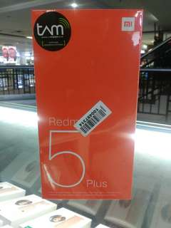 Xiaomi Redmi 5 Plus Cash/Credit