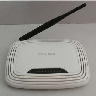 TP-Link 150Mbps Wireless N Router (TL-WR740N)
