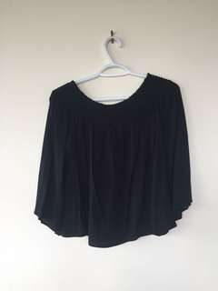 Talula Off the Shoulder Blouse Small