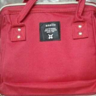 Anello 3 Way Bag - Red