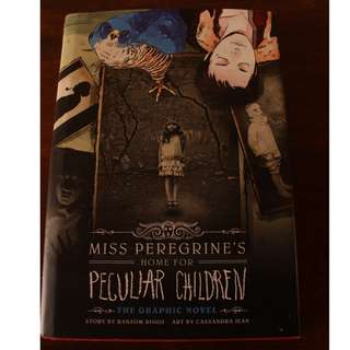 Miss Peregrine's Home for Peculiar Children Graphic Novel
