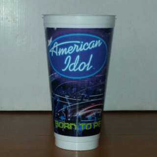 American Idol Collectible Tumbler By Greenwich