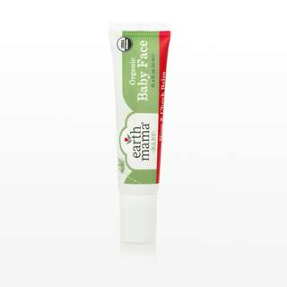 EARTH MAMA - Baby Face Organic Nose And Cheek Balm, 15ml/.5oz
